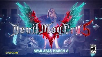 Devil May Cry 5 TV Spot, 'Something Greater' - Thumbnail 7