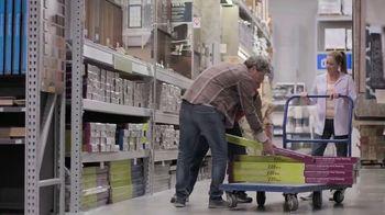 Lowe's TV Spot, 'Do It Right: Pergo Timbercraft Waterproof Laminate' - Thumbnail 4