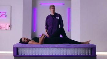 Purple Mattress TV Spot, 'Supports Pressure Points'