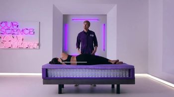 Purple Mattress TV Spot, 'Supports Pressure Points' - Thumbnail 2