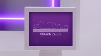 Purple Mattress TV Spot, 'Supports Pressure Points' - Thumbnail 3