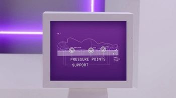 Purple Mattress TV Spot, 'Supports Pressure Points' - Thumbnail 4