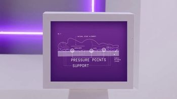 Purple Mattress TV Spot, 'Supports Pressure Points' - Thumbnail 5