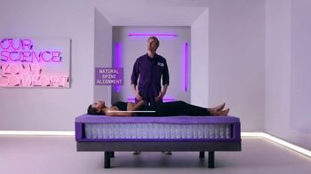 Purple Mattress TV Spot, 'Supports Pressure Points' - Thumbnail 6