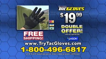 Bell + Howell Tac Gloves TV Spot, 'Can Your Work Gloves Do That?' - Thumbnail 10