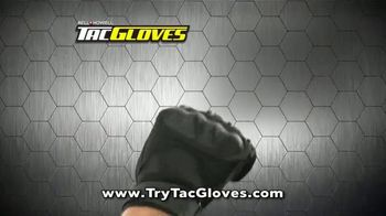 Bell + Howell Tac Gloves TV Spot, 'Can Your Work Gloves Do That?' - Thumbnail 5
