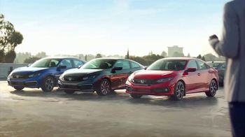 Honda Civic TV Spot, 'A Car to Match Your Style' [T2]