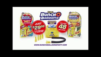 Zuru Bunch O Balloons Self-Sealing Party Balloons TV Spot, 'Parties, Celebrations or Baby Showers' - Thumbnail 8