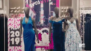 David's Bridal TV Spot, 'MTV: Prom Dress Shopping' Featuring Daya Song by Daya - Thumbnail 1