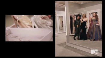 David's Bridal TV Spot, 'MTV: Prom Dress Shopping' Featuring Daya Song by Daya - Thumbnail 7