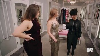 David's Bridal TV Spot, 'MTV: Prom Dress Shopping' Featuring Daya Song by Daya - Thumbnail 8
