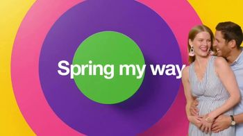 Target TV Spot, 'Spring My Way' - Thumbnail 9