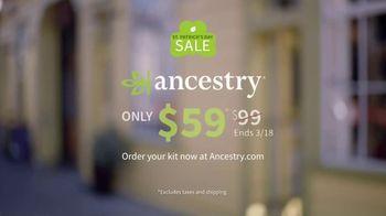 Ancestry St. Patrick's Day Sale TV Spot, 'Irish Roots' - Thumbnail 10