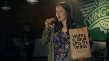 Wingstop TV Spot, 'Lisa'