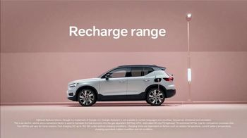 Volvo XC40 Recharge TV Spot, 'Pure Electric' Song by New Order [T1] - Thumbnail 7