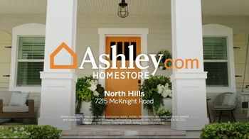 Ashley HomeStore Summer Closeout Sale TV Spot, 'Dining Chairs, Outdoor Furniture and 60 Months' - Thumbnail 7