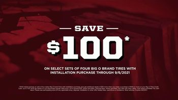 Big O Tires TV Spot, 'We Love Your Car: Save $100 + $50 Rebate' - Thumbnail 5