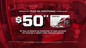 Big O Tires TV Spot, 'We Love Your Car: Save $100 + $50 Rebate' - Thumbnail 6