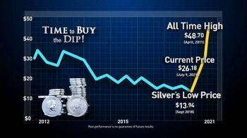 Lear Silver TV Spot, 'Free Silver Bar and $5,000 in Bonus Silver'