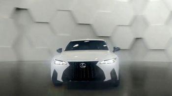 2021 Lexus IS 350 TV Spot, 'Freestyle' [T1] - Thumbnail 9
