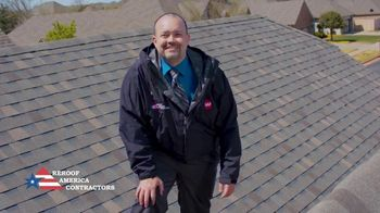 Reroof America Contractors TV Spot, 'We Look Forward to Taking Care of You' - Thumbnail 1