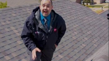 Reroof America Contractors TV Spot, 'We Look Forward to Taking Care of You' - Thumbnail 5