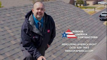 Reroof America Contractors TV Spot, 'We Look Forward to Taking Care of You' - Thumbnail 6