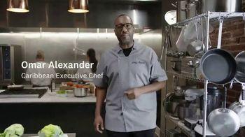 IBM Cloud TV Spot, 'Food Network: Why Go Hybrid?' Featuring Omar Alexander