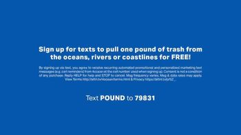 4ocean TV Spot, 'Pull in Trash From the Oceans, Rivers, or Coastlines' - Thumbnail 8