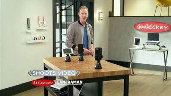 Doohickey Cameraman TV Spot, 'Your Own Personal Cameraman' - Thumbnail 5