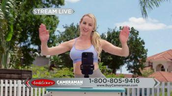 Doohickey Cameraman TV Spot, 'Your Own Personal Cameraman' - Thumbnail 8