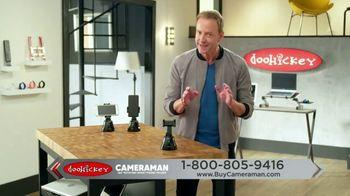 Doohickey Cameraman TV Spot, 'Your Own Personal Cameraman' - Thumbnail 9