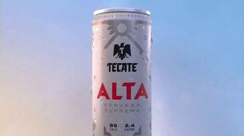 Tecate Alta TV Spot, 'Descubrir' [Spanish]