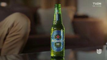 Heineken 0.0 TV Spot, 'UEFA Super Cup: nunca mirar solo: temblor' [Spanish] - Thumbnail 3