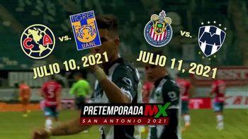 Pretemporada MX TV Spot, '2021: San Antonio Alamodome' [Spanish] - 6 commercial airings