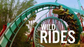 Busch Gardens Tampa Bay TV Spot, 'Experience Wild Life and Wild Rides: BOGO' - Thumbnail 7