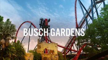 Busch Gardens Tampa Bay TV Spot, 'Experience Wild Life and Wild Rides: BOGO' - Thumbnail 8