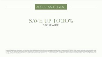 Ethan Allen August Sales Event TV Spot, 'Save up to 20%' - Thumbnail 3