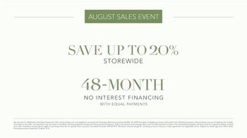 Ethan Allen August Sales Event TV Spot, 'Save up to 20%' - Thumbnail 4