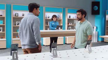 AT&T Wireless TV Spot, 'Best Deals + Samsung Galaxy Z Fold3 5G' - Thumbnail 2