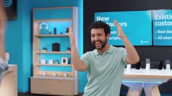 AT&T Wireless TV Spot, 'Best Deals + Samsung Galaxy Z Fold3 5G' - Thumbnail 3