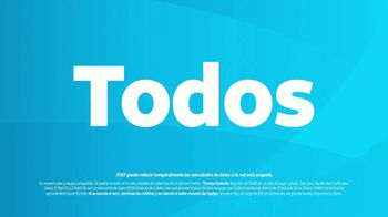 AT&T Wireless TV Spot, 'Best Deals + Samsung Galaxy Z Fold3 5G' [Spanish] - Thumbnail 8