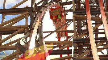 Six Flags TV Spot, 'Now Open Weekends: Tickets As Low As $39.99' - Thumbnail 2
