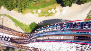 Six Flags TV Spot, 'Now Open Weekends: Tickets As Low As $39.99' - Thumbnail 3