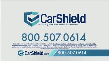 CarShield TV Spot, 'Cars Break Down: Out of Warranty' - Thumbnail 10