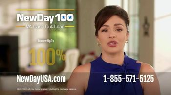 NewDay USA 100 VA Cash Out Loan TV Spot, '100 Reasons to Use Your Benefits' - Thumbnail 4
