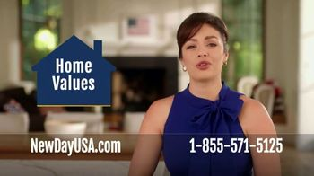 NewDay USA 100 VA Cash Out Loan TV Spot, '100 Reasons to Use Your Benefits' - Thumbnail 6