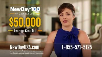 NewDay USA 100 VA Cash Out Loan TV Spot, '100 Reasons to Use Your Benefits' - Thumbnail 8