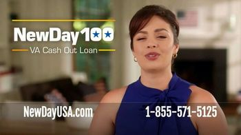 NewDay USA 100 VA Cash Out Loan TV Spot, '100 Reasons to Use Your Benefits' - Thumbnail 9