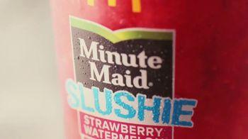 McDonald's Minute Maid Slushies TV Spot, 'Tastes So Good' - Thumbnail 4